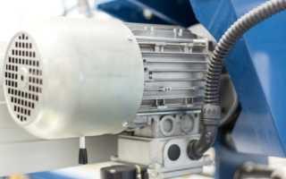 3 фазный двигатель электронный запуск схема
