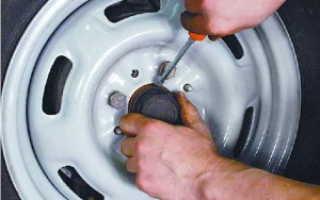 Как самостоятельно заменить переднюю ступицу ВАЗ 2109