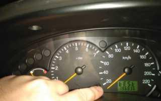 Что означает ошибка двигателя на форде