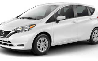 Расход топлива Nissan Note