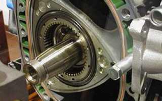 В чем преимущества роторного двигателя