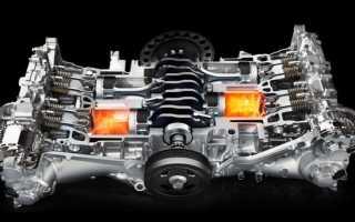 Оппозитный двигатель Субару: особенности, преимущества и недостатки