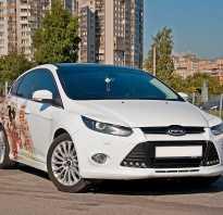 Квалифицированная замена колодок на Форд Фокус 3 (Ford Focus 3) передних и задних, тормозных дисков
