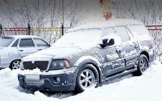 Чем укрыть двигатель в мороз