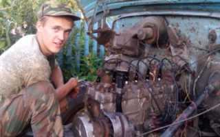 Почему не заводится двигатель газ