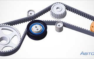 Замена цепи и ремня ГРМ Volkswagen Caddy