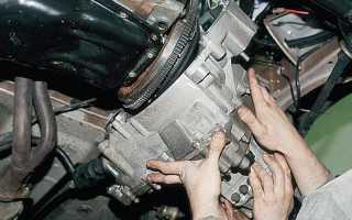 Устройство и ремонт КПП ВАЗ 2110