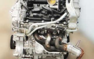 Хороший двигатель у nissan
