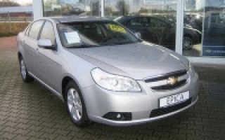 Chevrolet epica технические характеристики двигателя