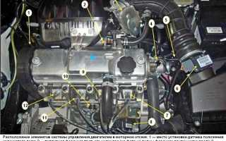 Что сделать чтобы двигатель не троил