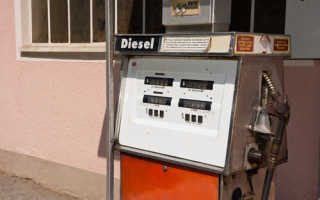 Чем заправляется дизельный двигатель