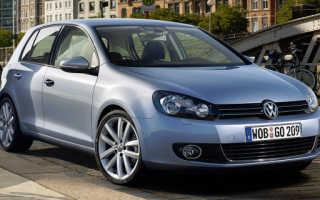 Хэтчбек Volkswagen Golf VI