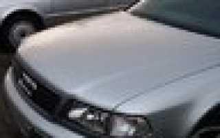 Фотоотчет; Регулировка УОЗ без стробоскопа, двигатель AAR Audi 100 C4