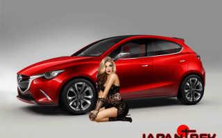 Mazda demio лучший двигатель