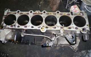 Бмв двигатель м52 расход масла