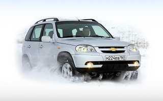 Увеличиваем мощность мотора Chevrolet Niva