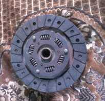 Как проводится замена сцепления ВАЗ 2109
