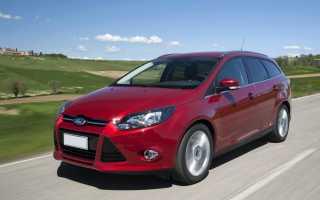 Квалифицированная замена тормозных колодок Форд Фокус 3 по разумной цене