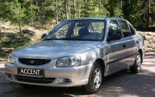 Как поменять масла в двигателе Hyundai Accent
