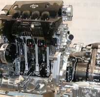 Mr20de что за двигатель