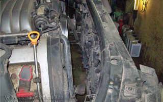 Замена ремня ГРМ на Audi A4, Audi A6, Audi A8 с двигателями ASN, BBJ
