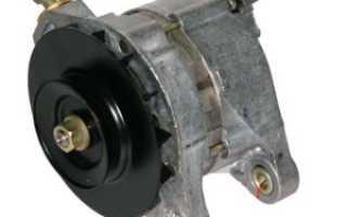 Замена генератора на ВАЗ-2104-2107