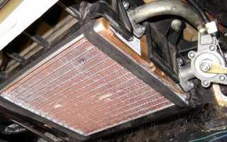Замена радиатора печки ВАЗ 2107: видео инструкция