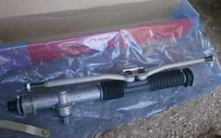 Как подтянуть или заменить рулевую рейку ВАЗ-2115
