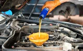 Чем очистить масляную систему двигателя