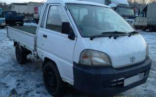 Toyota Lite Ace Truck 4WD | DRIVE2