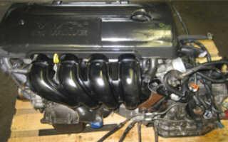 1zz двигатель сколько масла в двигателе