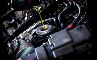 Чем лучше промыть двигатель внутри
