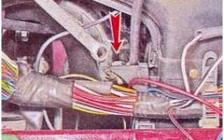 Как самостоятельно заменить вентилятор отопителя на ВАЗ 2107