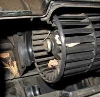Основные причины возникновения неполадок с вентилятором отопителя в автомобилях ВАЗ-21099 и способы их устранения