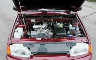 Когда греется двигатель ВАЗ 2114