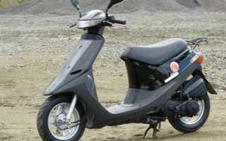 Обзор скутера Honda Dio AF-18/25